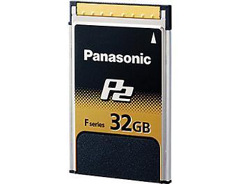 Panasonic AJ-P2E032FG P2 Card 32GB (pack 2 pcs)