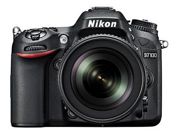 Nikon D7100 DSLR Camera Kit with 18-105mm F3.5-5.6G ED VR DX Lens