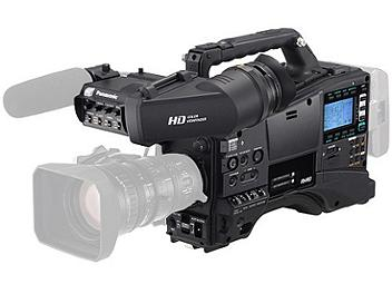 Panasonic AG-HPX600 P2 HD Camcorder with AG-CVF10 Viewfinder