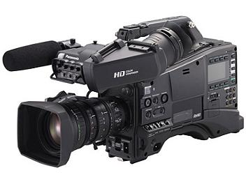 Panasonic AG-HPX600 P2 HD Camcorder with AG-CVF15 Viewfinder and 16x Lens