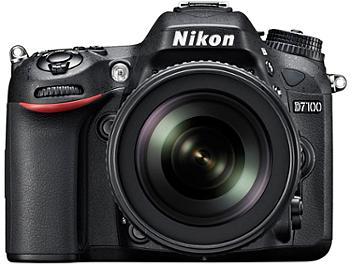 Nikon D7100 DSLR Camera Kit with Nikon 16-85mm Lens