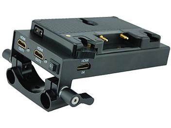 Dynacore D-C(A) Gold Mount Battery Adaptor with HDMI Distributor