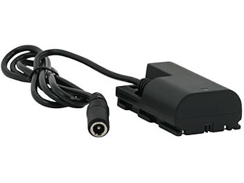 Globalmediapro ZD-E6 Dummy Battery Adapter for Canon DSLR Cameras