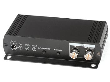 Globalmediapro S-101AC HD-SDI to HDMI and Component Converter