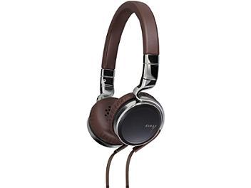JVC HA-SR75S Around-Ear Stereo Headphones - Brown