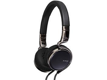 JVC HA-SR75S Around-Ear Stereo Headphones - Black