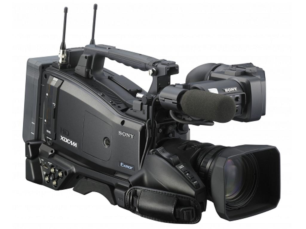 Sony PMW-400 (PMW-400K, PMW-400KE, PMW-400KCE) XDCAM Camcorder Kit