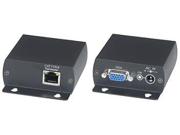 Globalmediapro SHE VE01 Active Long Range VGA CAT5 Extender