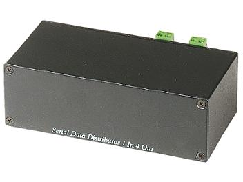 Globalmediapro SHE RS004 1-Input 4-Output RS485 Distributor