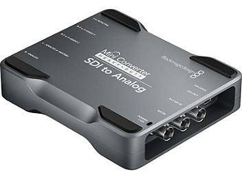 Blackmagic SDI to Analog Heavy Duty CONVMH/DUTYASA Mini Converter