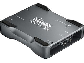 Blackmagic HDMI to SDI Heavy Duty CONVMH/DUTYBHS Mini Converter