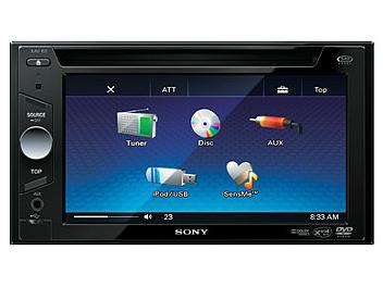 Sony XAV-63 Double DIN A/V Receiver