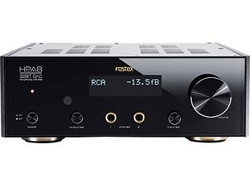 Fostex HP-A8C 32-Bit Digital Audio Converter and Headphone Amplifier