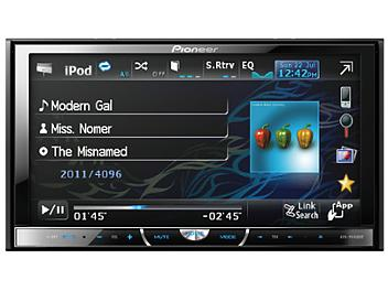 Pioneer AVH-P4450BT 7-inch Double DIN DVD Multimedia AV Receiver