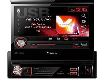 Pioneer AVH-3550DVD 7-inch 1-DIN DVD Multimedia AV Receiver