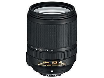 Nikon 18-140mm F3.5-5.6G ED VR AF-S DX Nikkor Lens