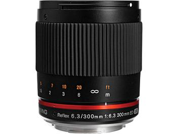 Samyang 300mm F6.3 ED UMC CS Lens - Canon EF-M Mount