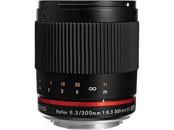 Samyang 300mm F6.3 ED UMC CS Lens - Micro Four Thirds Mount