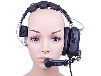 Telikou HD-201/5 Intercom Single Ear Headset
