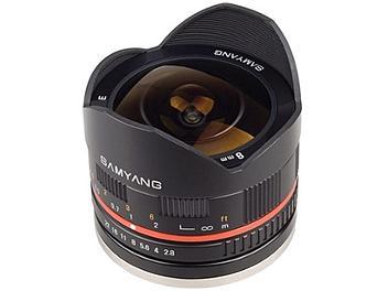 Samyang 8mm F2.8 Fisheye Lens - Sony E-Mount
