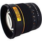 Samyang 85mm F1.4 Aspherical Lens - Four Thirds Mount