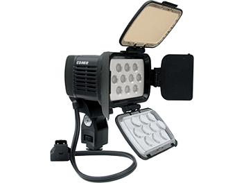 Comer CM-LED1800 LED Camera Light Kit with 95Wh V-Mount Battery and 1-channel Charger