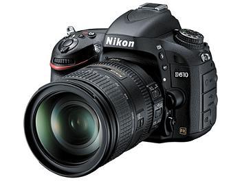 Nikon D610 DSLR Camera Kit with 28-300mm Lens