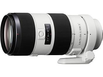 Sony SAL-70200G2 70-200mm F2.8 G SSM II Lens