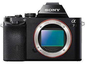 Sony Alpha a7 Mirrorless Digital ILC Camera Body
