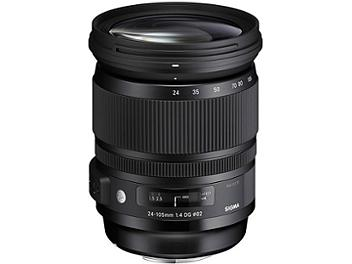 Sigma 24-105mm F4 DG OS HSM Lens - Nikon Mount