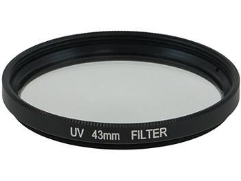 Globalmediapro Ultraviolet (UV) Filter 43mm