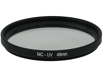 Globalmediapro Multi-Coat Ultraviolet (MC-UV) Filter 49mm
