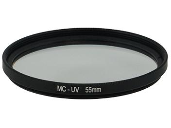 Globalmediapro Multi-Coat Ultraviolet (MC-UV) Filter 55mm