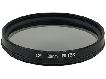 Globalmediapro Circular Polarizing (CPL) Filter 52mm