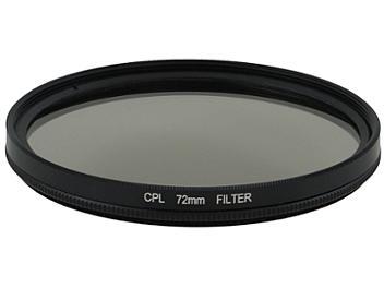 Globalmediapro Circular Polarizing (CPL) Filter 72mm