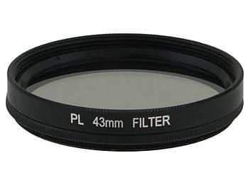 Globalmediapro Polarizing (PL) Filter 43mm