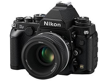 Nikon Df DSLR Camera Kit with 50mm Lens - Black