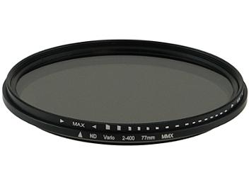 Globalmediapro Variable Neutral Density ND2-ND400 Filter 77mm