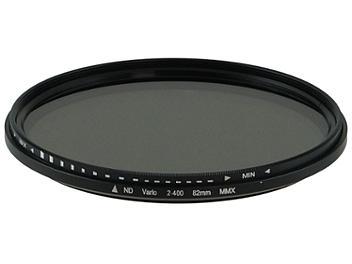 Globalmediapro Variable Neutral Density ND2-ND400 Filter 82mm