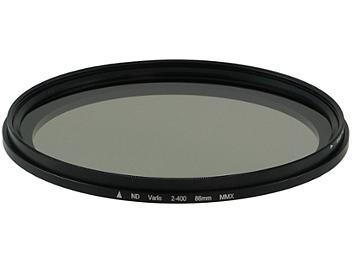 Globalmediapro Variable Neutral Density ND2-ND400 Filter 86mm