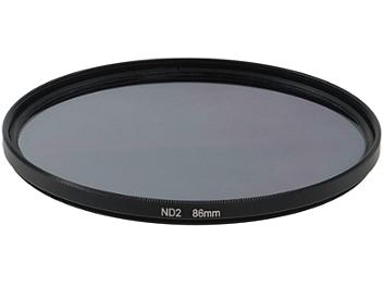 Globalmediapro Neutral Density ND2 Filter 86mm