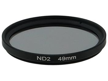 Globalmediapro Neutral Density ND2 Filter 49mm