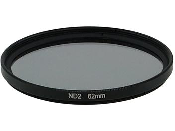 Globalmediapro Neutral Density ND2 Filter 62mm