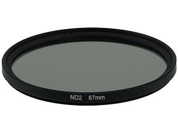 Globalmediapro Neutral Density ND2 Filter 67mm