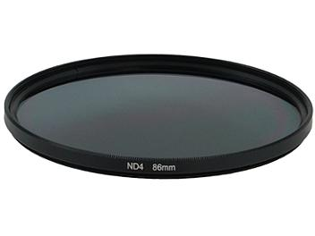 Globalmediapro Neutral Density ND4 Filter 86mm