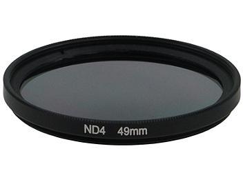 Globalmediapro Neutral Density ND4 Filter 49mm
