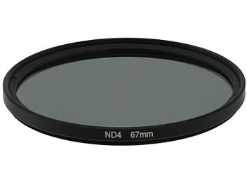Globalmediapro Neutral Density ND4 Filter 67mm