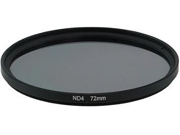 Globalmediapro Neutral Density ND4 Filter 72mm