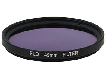 Globalmediapro Florescent Lighting Daylight (FLD) Filter 49mm