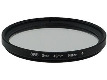 Globalmediapro Star Light 4 Point Cross Filter 49mm